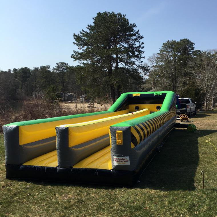 Cape Cod Inflatable Rentals Part - 21: BunGee Run