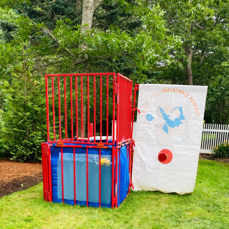 Beautiful Cape Cod Inflatable Rentals Part - 14: Dunk Tank