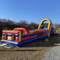 62 ft Wet n Dry Obstacle