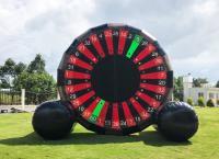 Roulette Dartboard