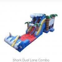 Shark Dual Lane Combo