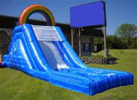 Lil Squirt Water Slide