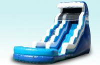 Tsunami Large Water Slide