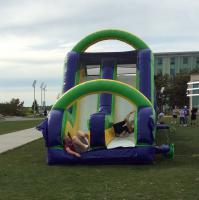 Radical Climb n Slide  (Dry Slide)
